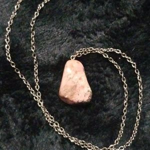 Jewelry - Rhodonite Necklace